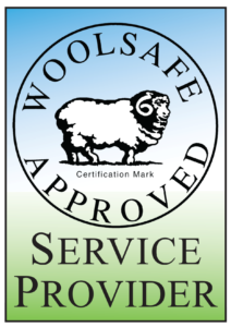 Woolsafe Approved Service Provide